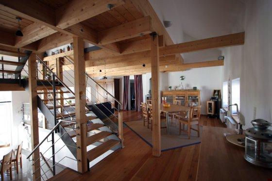 europ ische holzroute abschnitt rheinland pfalz benelux wohnen in scheune schweinestall. Black Bedroom Furniture Sets. Home Design Ideas